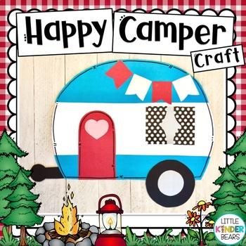 Happy Camper Craft: Back to School