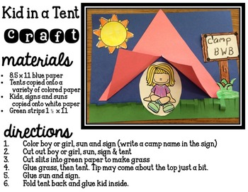 A Common Core Camping Unit