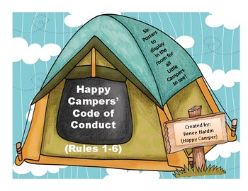 Happy Campers' Code of Conduct