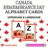 Happy Canada Day Alphabet Cards
