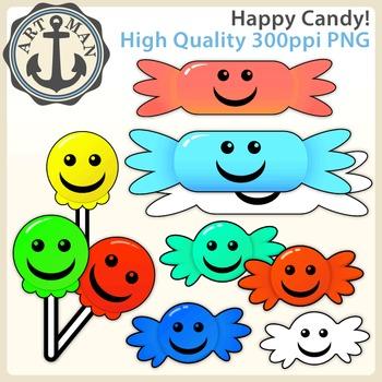Happy Candy {Anchor Art Man}