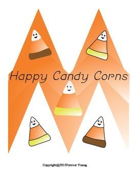 Happy Candy Corns