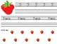 Hungry Happy Caterpillar Trace, Write and Count (Numbers 1-10)