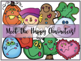 Happy Characters Bundle