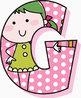 "Happy Children! Clip Art Alphabet, 88 PNGs, 3.5"" 300 DPI  Vector and PNG"