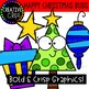 Happy Christmas Buds: Christmas Clipart {Creative Clips Clipart}