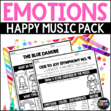 Emotions in Music, Happy Listening Activities, Classical Music