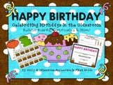 Happy Classroom Birthday!