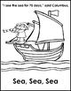 Happy Columbus Day (Columbus Went to Sea, Sea, Sea