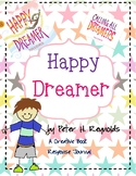 Happy Dreamer by Peter H. Reynolds-A Creative Book Respons