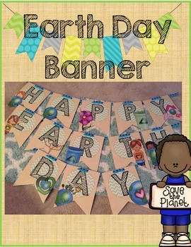 Happy Earth Day! Banner