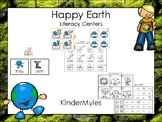 Happy Earth Literacy Centers
