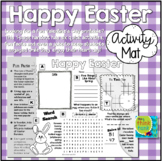 Happy Easter Activity Sheet