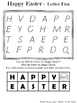 Happy Easter Banner Packet