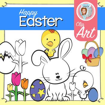 Easter - Clip Art