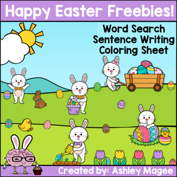 Happy Easter Fun Freebies!
