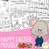 Happy Easter, Mouse!: NO PREP Speech and Language Book Companion