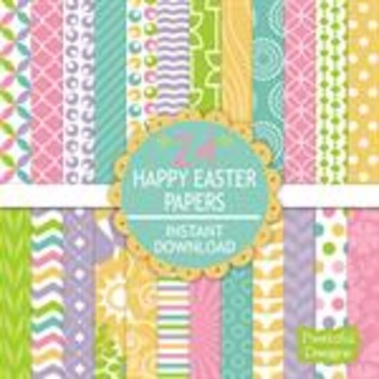 Happy Easter Paper Pack
