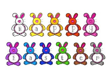 Happy Easter Signs