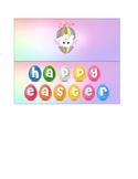 Happy Easter Ziplock Top