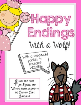 Happy Endings-with a Wolf! Fairy Tales and Wolf Research
