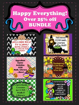 Happy Everything Bundle