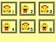 Smiley Face, Happy Face Days of the Week Cards