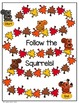 Happy Fall!  - Common Core Connections - Treasures Grade 1