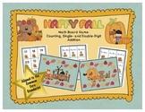 Fall Math Games 1st Grade, Kindergarten, 2nd Grade