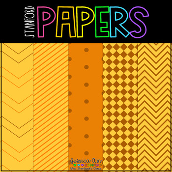 Digital Papers - Fall {22 backgrounds for personal and commercial use}