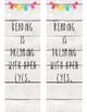 Happy Farmhouse Bookmarks
