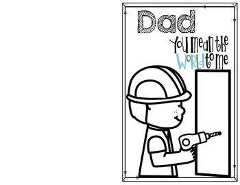 Happy Father's Day -Bilingual