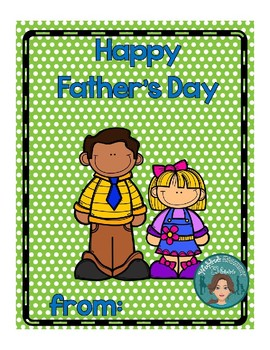 happy fathers day book or uncle grandpa or step dad