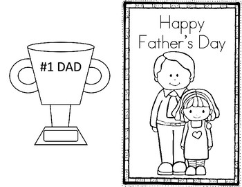 Father's Day Card - English Version