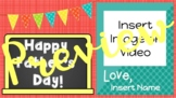 Happy Father's Day - Google Slides - Video Template