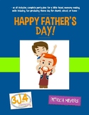 Happy Father's Day Theme Day Plan