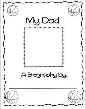 Happy Father's Day Book