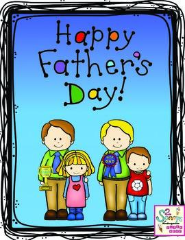 Happy Father's Day Freebie!