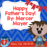 Happy Father's Day! Little Critter Book Companion