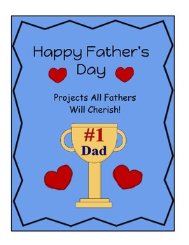 Happy Father's Day Project Pages