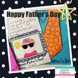 Father's Day Activity Ready to Print and Use Templates for K-2 Dollar Deal