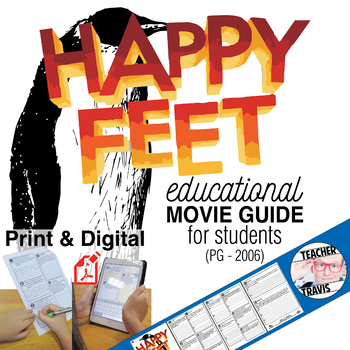 Happy Feet Movie Viewing Guide (PG - 2006)