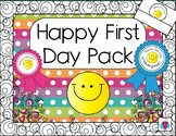 Happy First Day Pack!