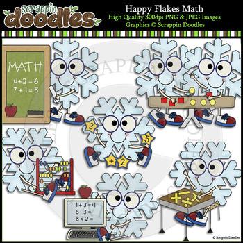 Happy Flakes Math