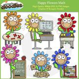 Happy Flowers Math