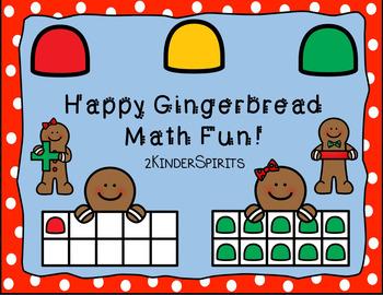 Happy Gingerbread Math Fun!