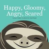 Happy, Gloomy, Angry, Scared! (Digital Book)