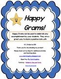 Happy Grams~ Positive Notes!