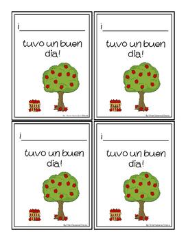 HAPPY GRAMS IN SPANISH - Apple Theme