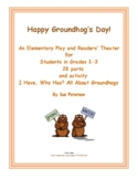 """An Elementary School Play and Readers' Theater """"Happy Groundhog's Day"""""""